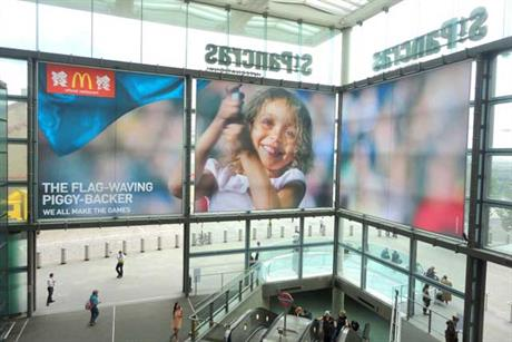 St Pancras: Locog changes advertising rule on vicinity sites