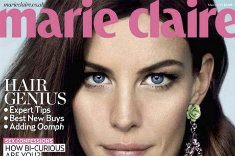 Marie Claire: IPC title grew by 6.4% on the period