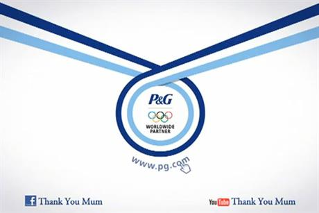 P&G: launches latest instalment of its Proud Sponsor of Mums campaign