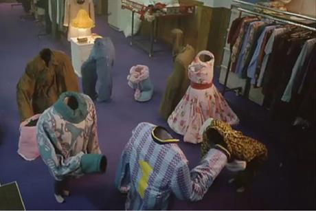 Cadbury: latest Dairy Milk ad campaign features charity shop scenario
