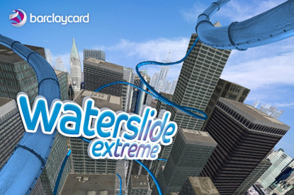 Waterslide extreme... hits 3 million downloads