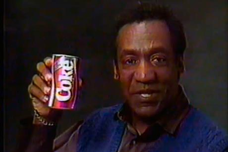 No 53: Bill Cosby's New Coke commercials
