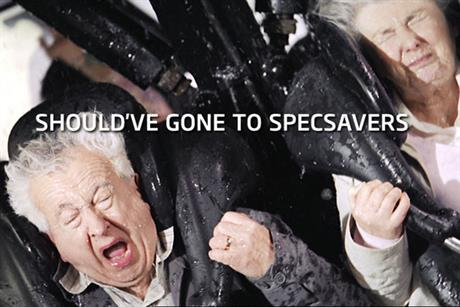 MG OMD beats MEC to 39m Specsavers account