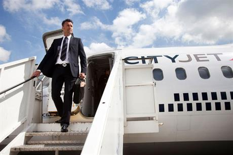 CityJet: Euro RSCG currently handles the business