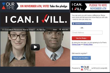 Poll rolesCHI is targeting young voters in 2012