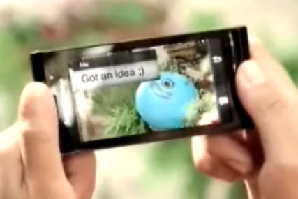 Sony Ericsson: rapped over misleading ad