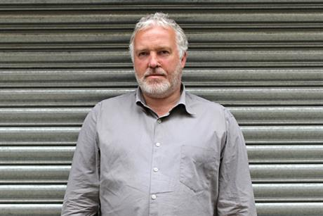 Steve Paskin: joining Now as creative director