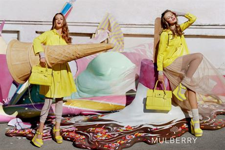 Mulberry: review follows arrival of new chief executive in March