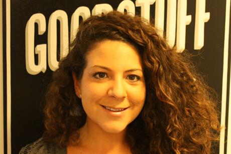 Michelle Sanchez: joins Goodstuff together with Tamara Cross
