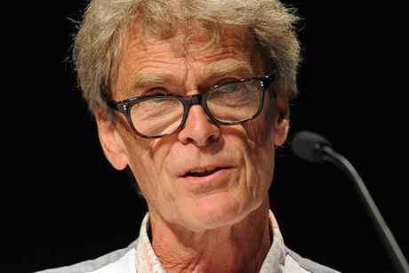Sir John Hegarty: joins Dan Wieden and David Droga as a jury president at Cannes