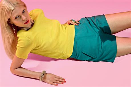 Harvey Nichols: spring 2012 campaign