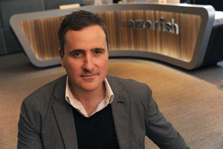 Chris Mellish: Razorfish chief executive