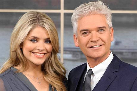 This Morning: Holly Willoughby and Phillip Schofield co-host the ITV show