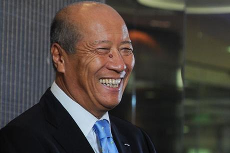 Tadashi Ishii: president & CEO of Dentsu Inc