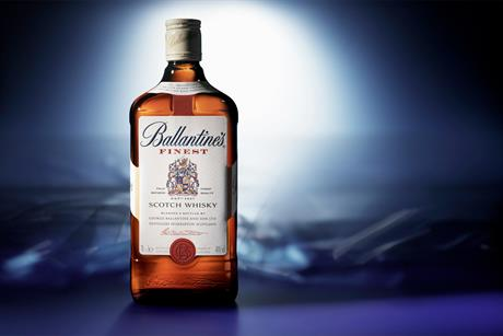 M&C Saatchi lands Ballantine's brief