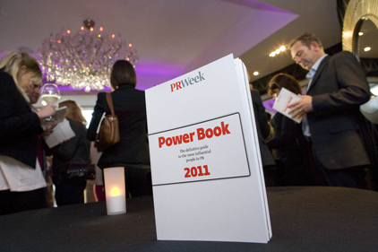 Power Book: PROs party at 2011 event