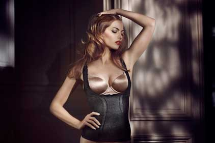 Scandale: 'a new level in chic cosmetic lingerie'