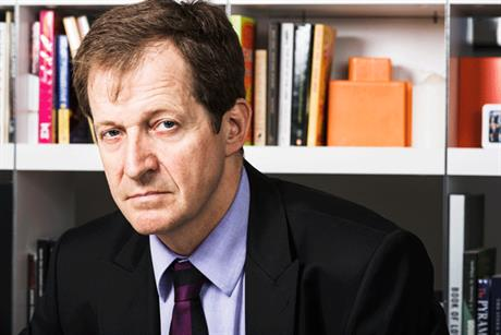 Alastair Campbell: 100 per cent pitch success rate