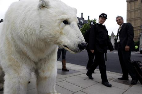 Greenpeace: campaign to help protect the Arctic