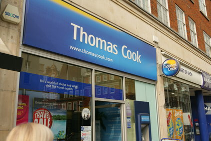 Thomas Cook: Management restructure