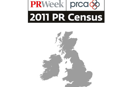 PR Census 2011: first industry-wide census