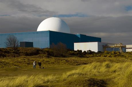 Going nuclear: Sizewell A and B could be joined by another reactor (Getty Images)