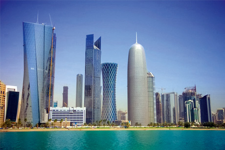 Qatar: energy brief up for grabs