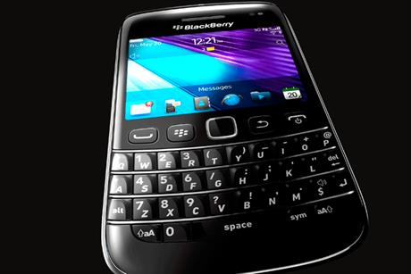 Pressure: BlackBerry maker RIM has been in the spotlight