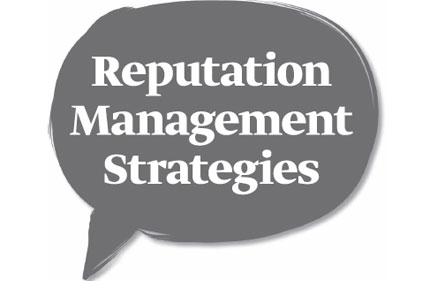 Inside Track: Reputation management strategies