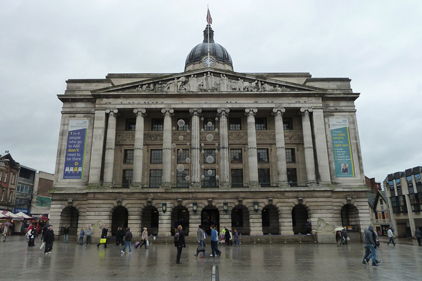 Nottingham City Council: makes comms head redundant
