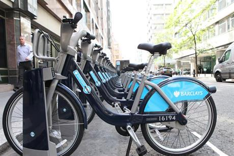 Public Sector Award winner: Transport for London Barclays Cycle Hire Scheme