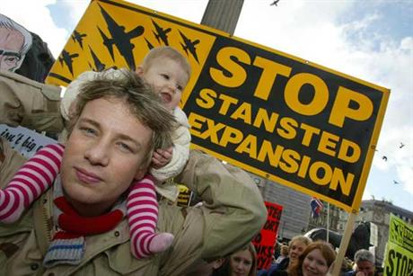 Public Affairs Award winner: Stop Stansted Expansion 'No Second Runway at Stansted Airport'