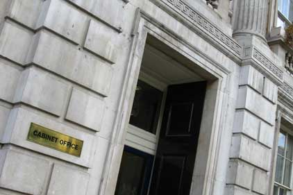 Cabinet Office: new specialist unit