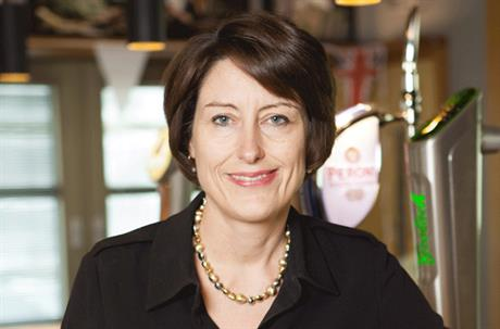 Sue Clark, SABMiller