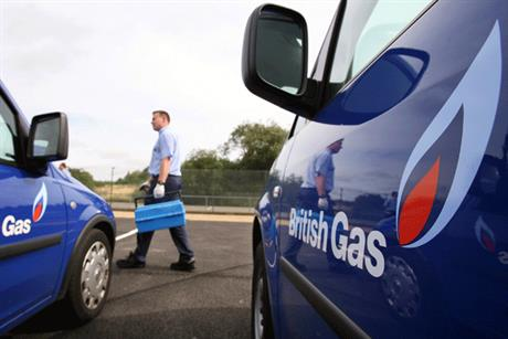 Controversy: British Gas has warned of increasing energy bills