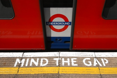 Hit or Miss? Tube resurrects the original 'mind the gap' announcement
