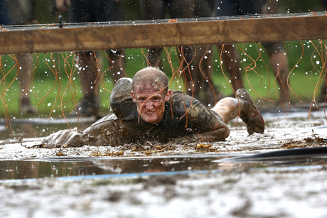 Tough Mudder: staging more events in the UK