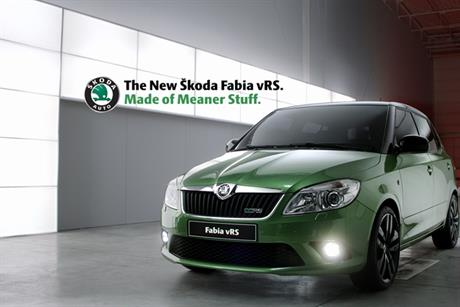 Skoda: aims to build on a successful start to 2012