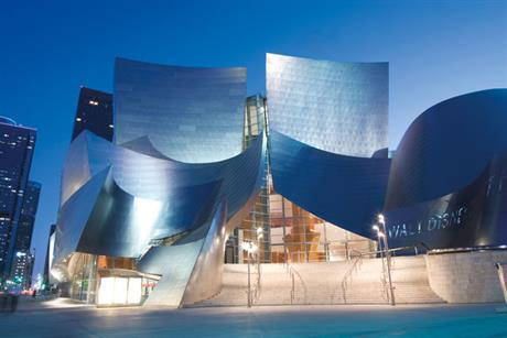 Attraction: Walt Disney Concert Hall