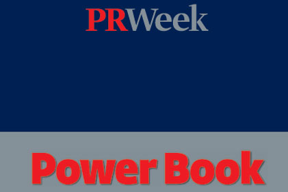 PRWeek calls for nominations for Power Book 2011