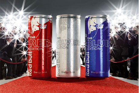 Red Bull: Rexam packaging
