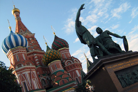 Stock exchange brief: Moscow