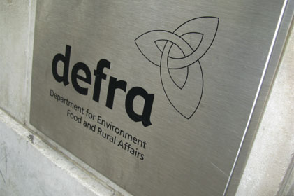 Defra: new comms director