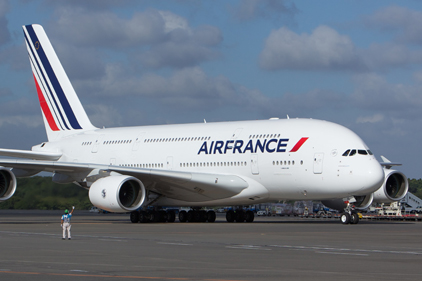 Air France: wants to promote its worldwide network