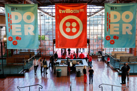 Twilio: Conferences target developers