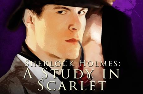 Sherlock Holmes: erotic reworking