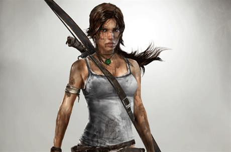 Lara Croft: switched to Frank for new game