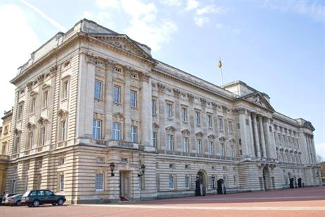 Buckingham Palace: a fitting end to the Diamond Jubilee celebrations