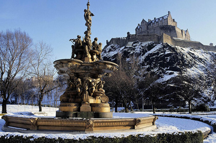 Scotland: Winter attractions