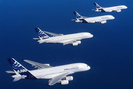 Airbus: is a subsidiary of EADS and produces the worlds largest passenger airliner the A380